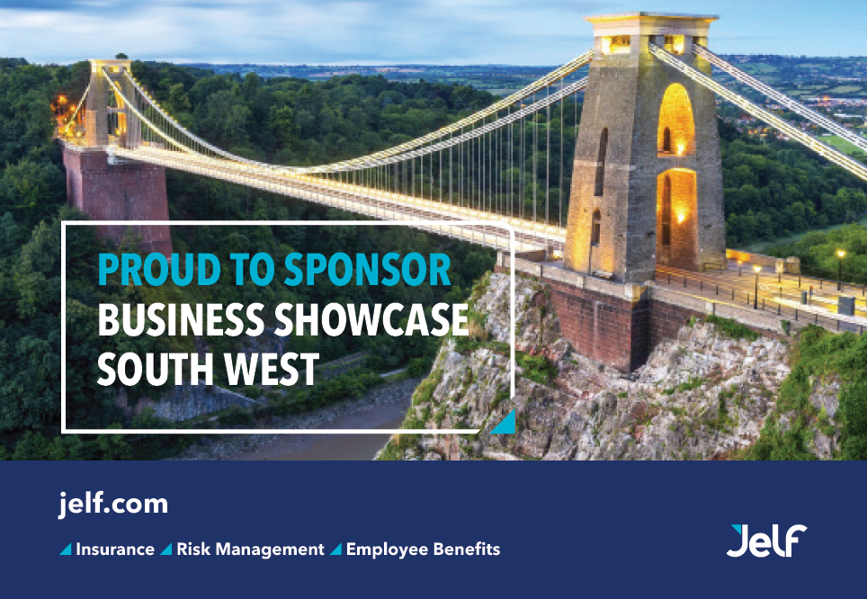 jelf proud to sponsor business showcase south west