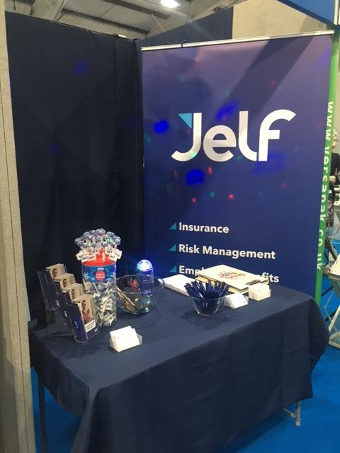 jelf at business showcase south west
