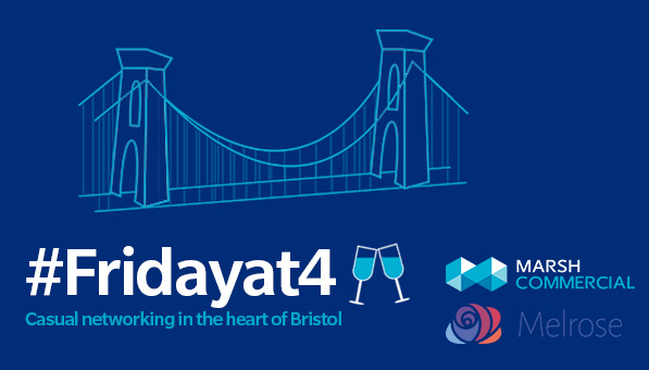 Expand your network in Bristol and beyond with #Friday@4