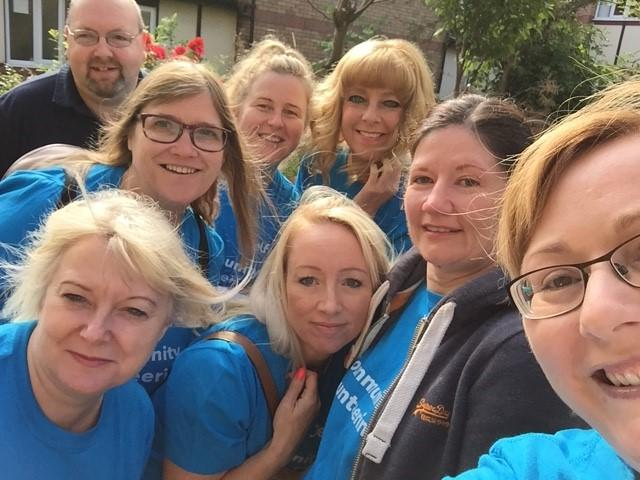 Jelf colleagues volunteer in Hull